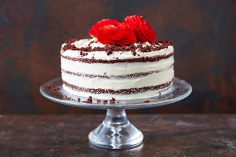 Красный Бархат - рецепт торта
