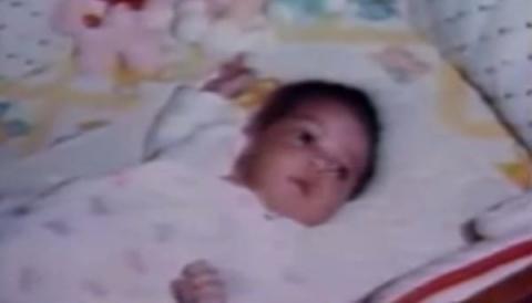 В 1987 эту девочку похитили …