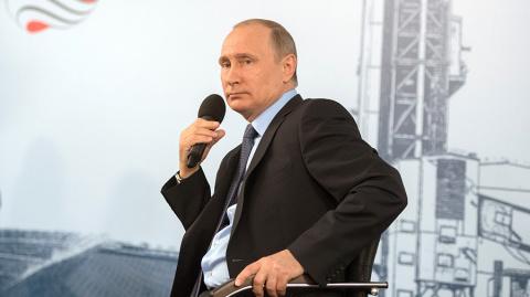 Путин: Что может быть интереснее России? Ничего!