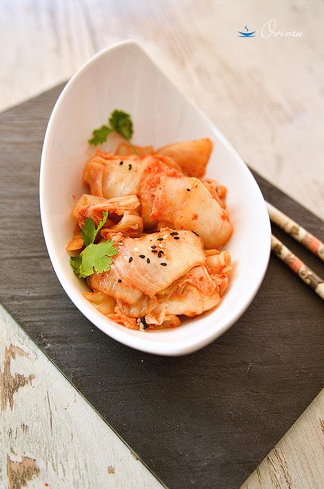 Корейская кухня. Кимчи