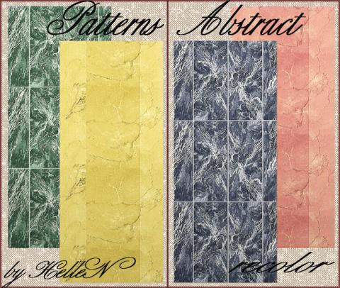 Patterns abstract от Hellen