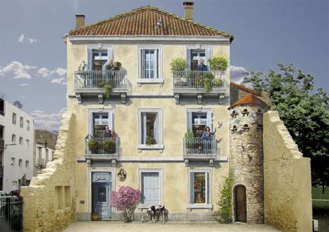 Французский художник преобра…