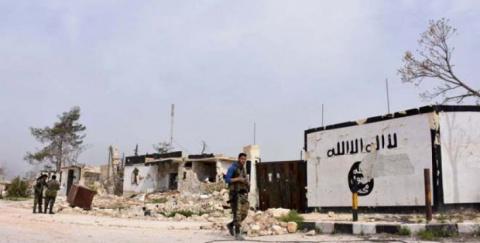 Новости Сирии. Сегодня 17 ап…