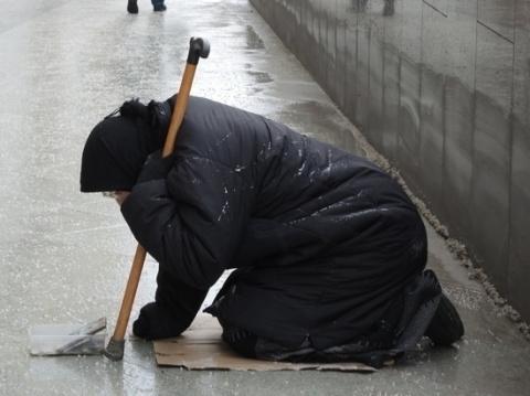 Бедность назвали главным выз…