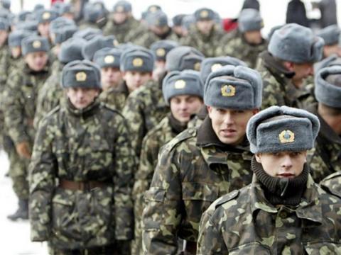 Одесский военкомат насильно забирает студентов в армию