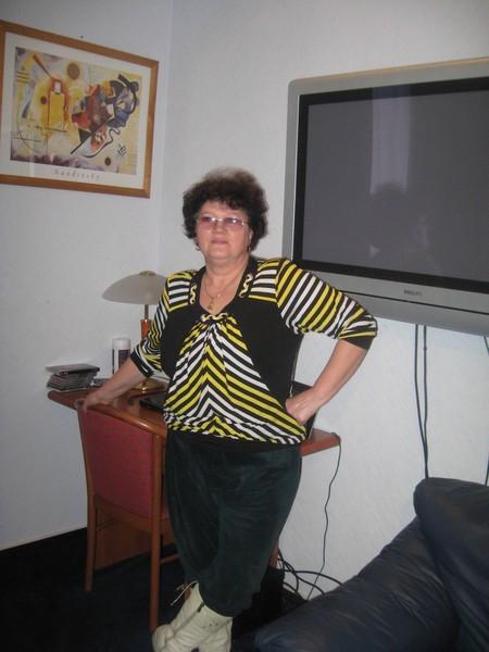 Антонина Стебекова