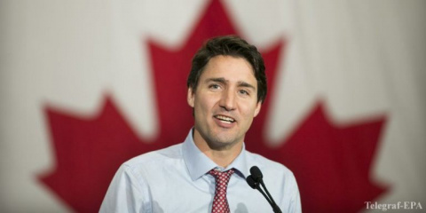 Канадский премьер «обрадовал…
