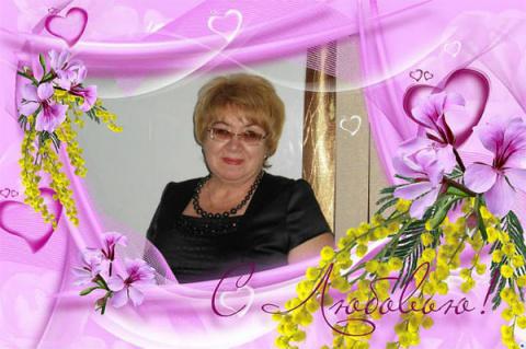 Галина Юзова (Грималюк)