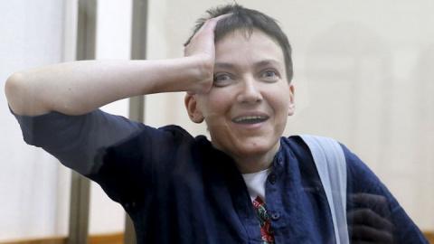 Савченко на Украине. Что дальше?