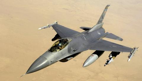 США отказали туркам в подготовке пилотов на F-16