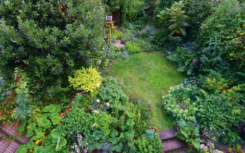 Как создать идеальный сад. Э…