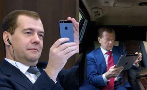 Тяжёлая драма Дмитрия Медведева.