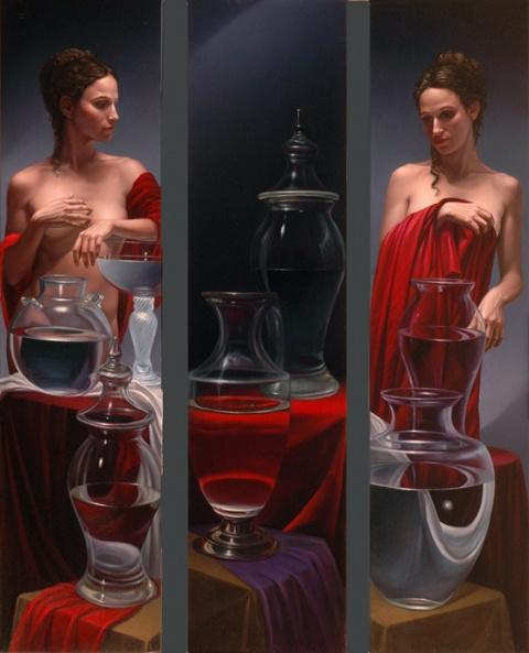 Только ты... ~ Эротика аргентинского художника Miguel Angel Avataneo