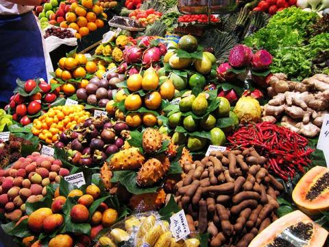 Экзотические фрукты мира. ТОП 10