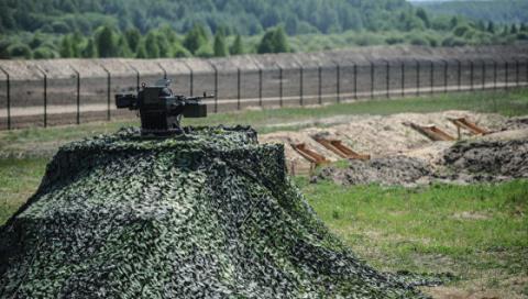 Проворовались: пограничников Украины подозревают в хищениях при строительстве «Стены»