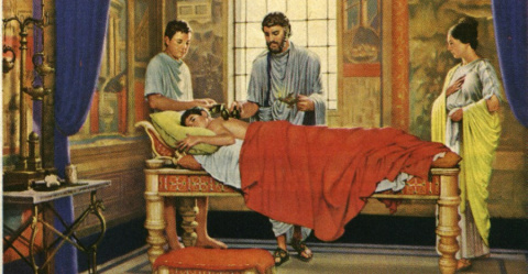 Древняя терапия. Как наши пр…
