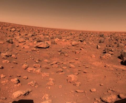 Марс – это вам не Луна
