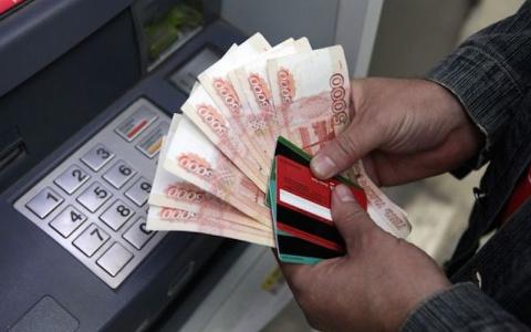 На банковских счетах москвич…