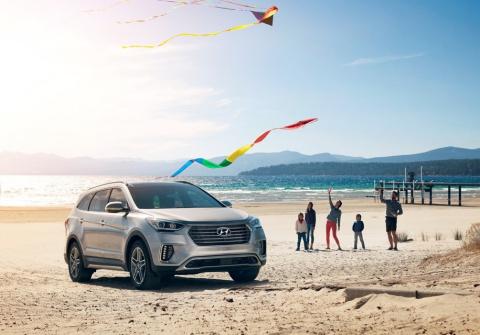 Hyundai напомнит родителям о детях на заднем сиденье
