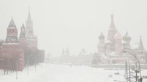 Нас ждет самая морозная зима…