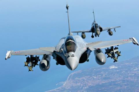 Новости мира: в Литве стартовали воздушные учения НАТО