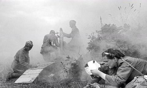 Военные медики Великой Отечественной