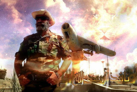 В Сирии погиб легендарный ге…