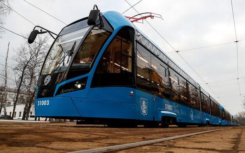Общественный транспорт Москв…