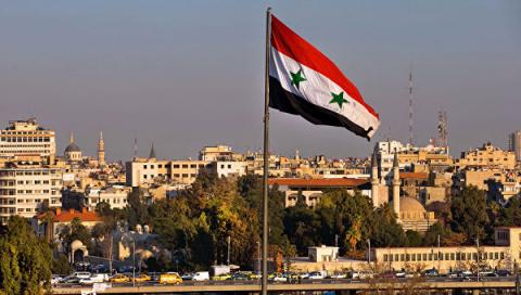 Сирия осуждает авиаудары коалиции во главе с США