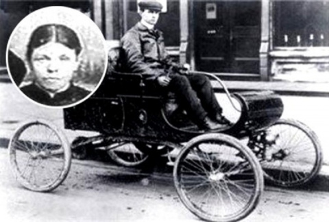 Аварии на старых американских фото