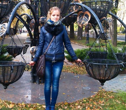 «Я бы хотела жить в мирном городе»: из Донецка в Воронеж
