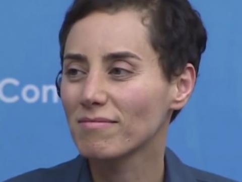Скончалась единственная в мире женщина-лауреат Филдсовской премии