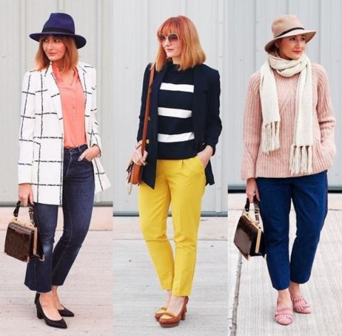 Уроки стиля: как одеваться ж…