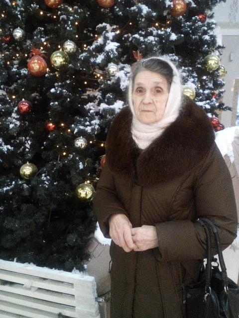 Мария Аулова (Пензева)