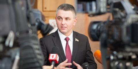 Украинские журналисты спросили главу Приднестровья, чей Крым