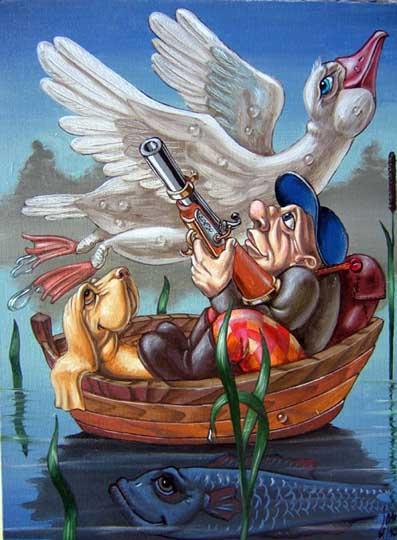 Рыбак и охотник прикольные картинки, нарисовать открытку
