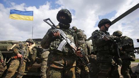Болевой захват: зачем украин…