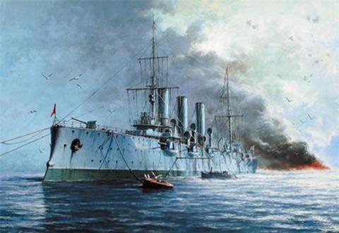 24 Мая 1900 - спущен на воду…