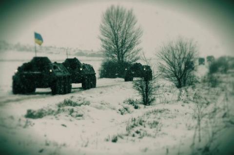 План зимнего карт-бланша ВСУ…