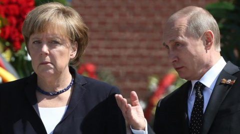 Германия ждет российской атаки.