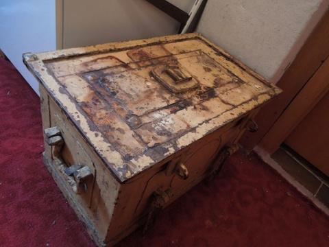 Находки в старом сейфе, поко…