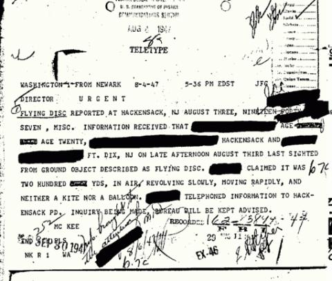 В ФБР признали, что Землю по…