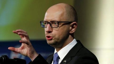 Яценюк решил вернуть себе власть над политическим болотом