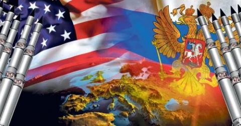В американо-российских отнош…