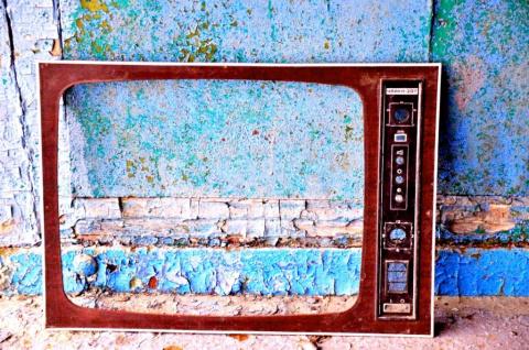 Украинское ТВ и 75% мовы. Скучно не будет... Ю.Витязева