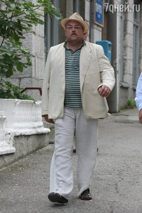Алексей Колган похудел на 35…