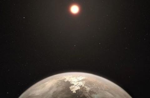 Найдена планета, возможно, п…