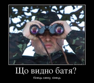 Странная война Украины с Россией
