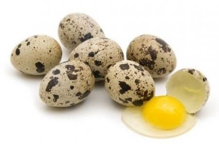 Перепелиные яйца спасут кожу…