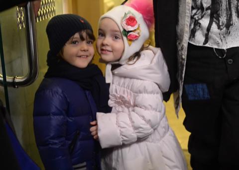 Нежные отношения детей Филиппа Киркорова были в центре внимания на новом шоу их отца